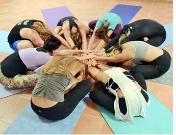 Spanisch Yoga Programm Spanisch Lernen Yoga Machen
